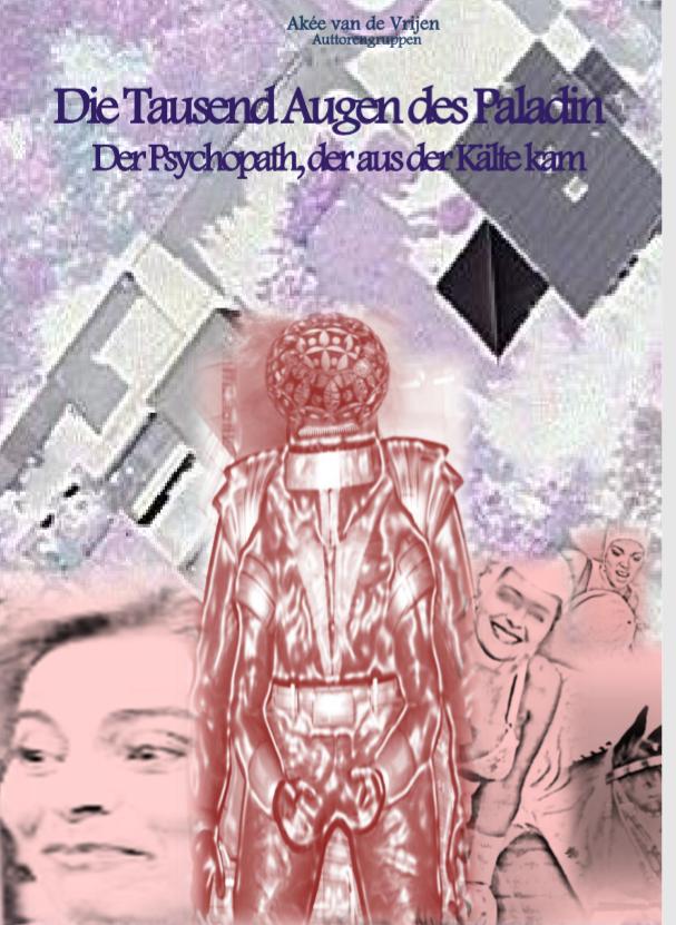 Cover Die Tausend Augen des Paladin