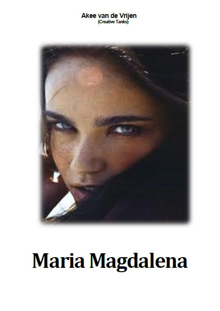 Cover Maria Magdalena