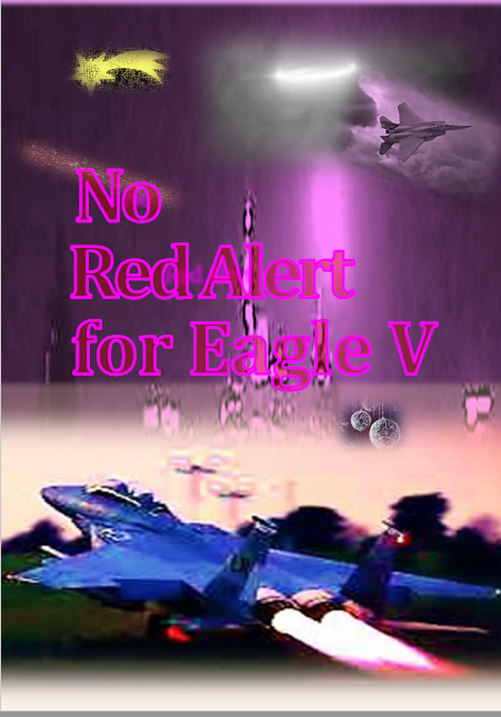 Cover No Red Alert for Eagle V